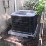 Old Heat Pump