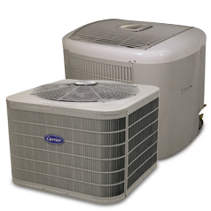 Carrier Comfort Series Heat Pump