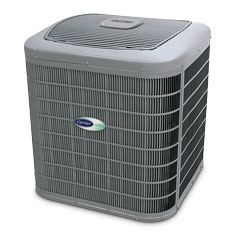 Carrier Infinity Series with Greenspeed Intelligence Heat Pump