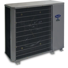 Carrier Performance Compact Heat Pump